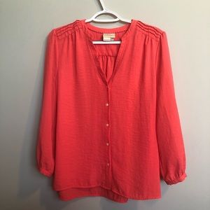 Anthro Vanessa Virginia blouse